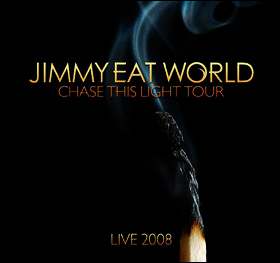 audio concerts jimmy eat world chase this light tour 2008. Black Bedroom Furniture Sets. Home Design Ideas