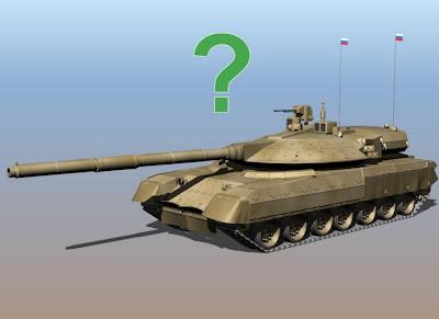 Россия летом 2010 года представит новый основной боевой танк Т-95.