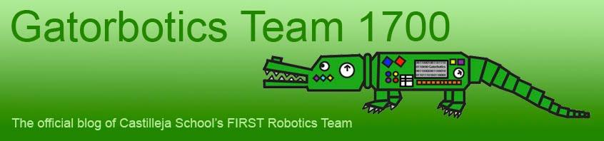 Gatorbotics Team 1700