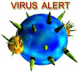 10 Virus Komputer Yang Berbahaya !