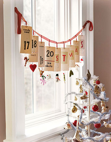 Some Really Neat Stuff: Some Simple Christmas Decorating Ideas