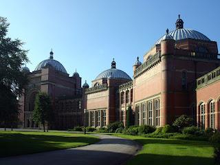University of Birmingham scholarship