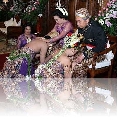 pernikahan adat solo