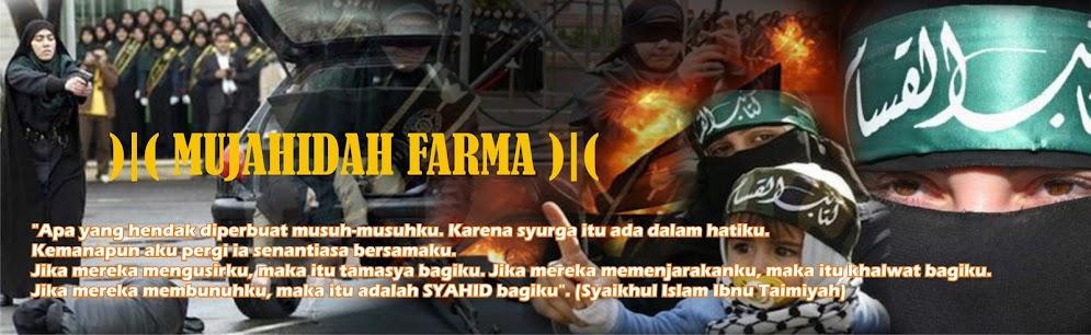 )I( MUJAHIDAH FARMA )I(