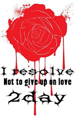 Resolve not to give up on love 2day