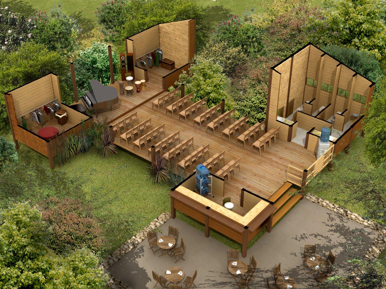 Arquitectura verde arquitectura bioclim tica dise o - Arquitectura bioclimatica ejemplos ...