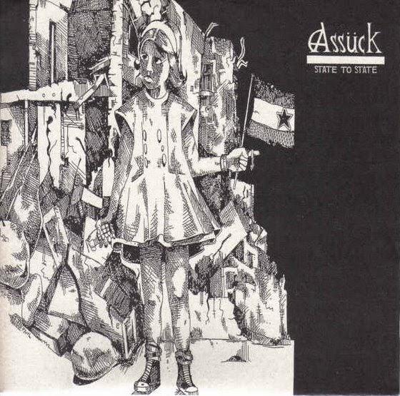 Assück - Necro Salvation