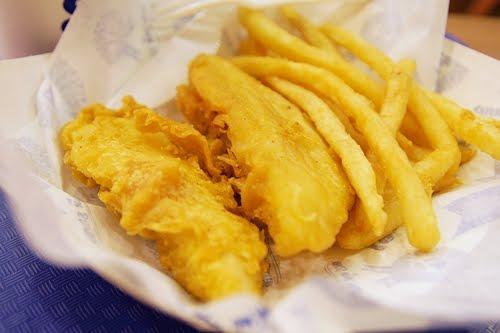 Little joy cheap fishing long john silver for Long john silver fish and chips