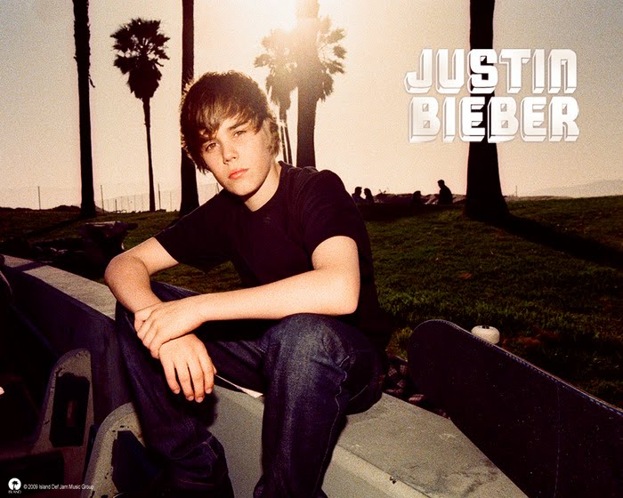 Justin bieber wall paper: text, images, music, video | Glogster