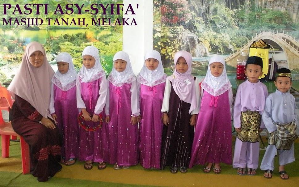 PASTI ASY-SYIFA' MELAKA
