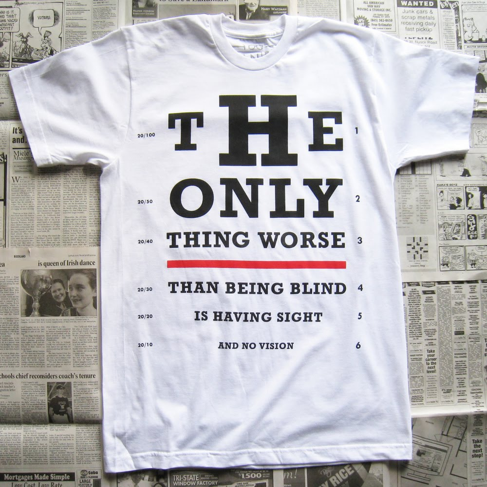 Typotees A Collection Of Typography On T Shirts The