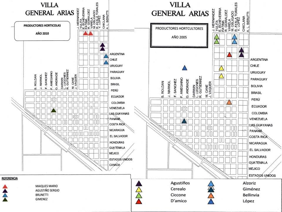Geoperspectivas geografa y educacin 2010 planos originales de la tesina thecheapjerseys Image collections