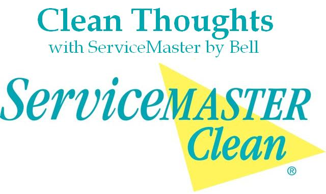 Clean Thoughts with ServiceMaster by Bell
