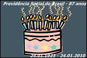 87 Anos da Previdência Social no Brasil