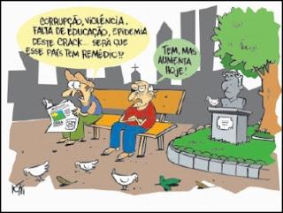 O Brasil tem remédio?