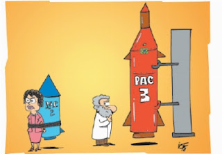 Charge. PAC 3 para elevar a Dilma