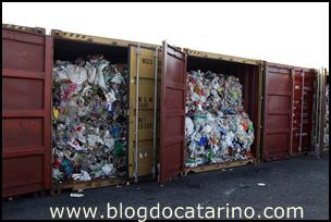 Exportação de Lixo, a nova moda da Europa.