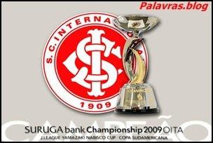 Copa Suruga, Inter Campeão