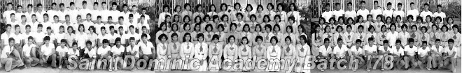 St. Dominic Academy Batch '78