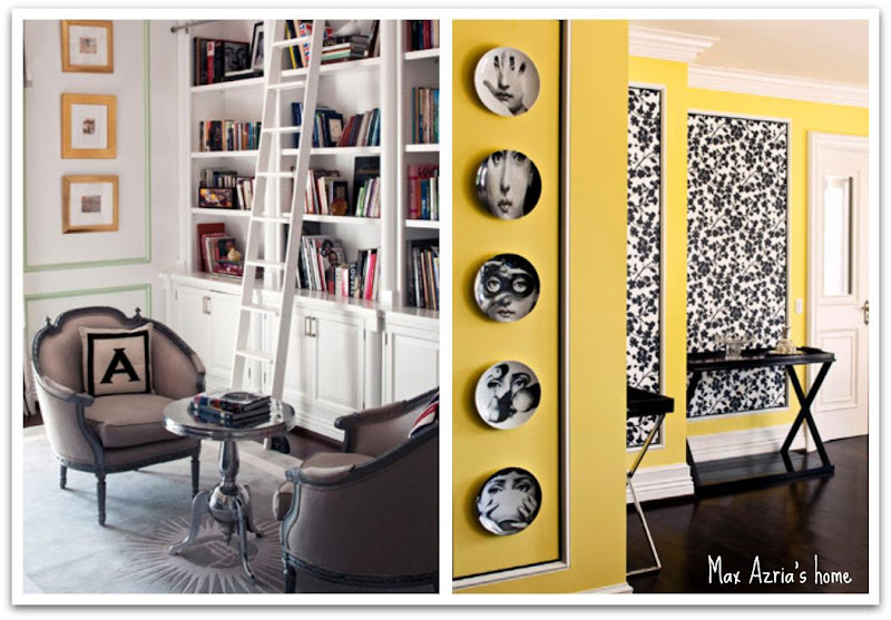 max+azria+3 inspired by . max azrias home