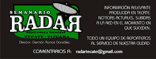 Radar Tecate News