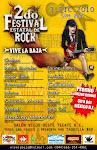 FESTIVAL ESTATAL DE ROCK