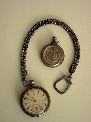 Köstekli Saati ve Dış Kabı (Ayşen Kotan)