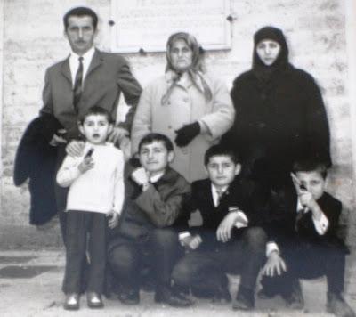 Yasime Teyzem,ailesi ve anneannem