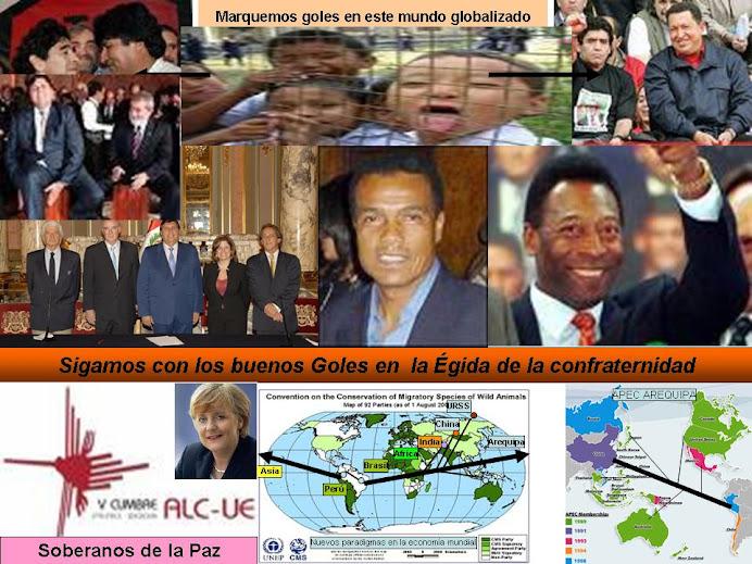 Perú Pais Soberano