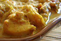 Nadan Chicken Kurma