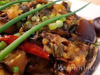 Braised Brinjal
