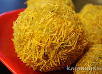 Potato Vermicelli Surprise