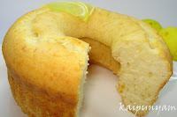 Citrus Tea Cake