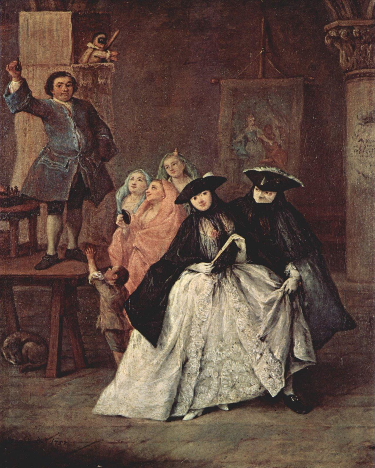 mascaras y carnaval de venecia(su historia)