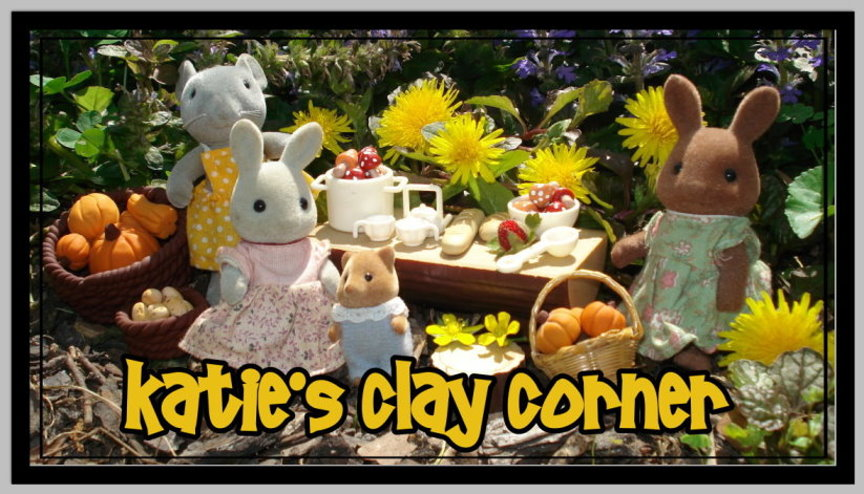 Katie&#39;s Clay Corner