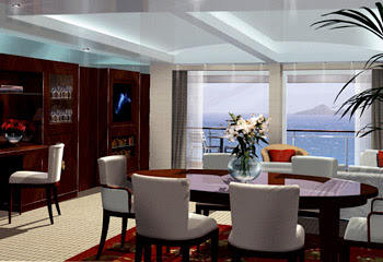 See The World In Your Own Luxury Cruise Ship Condo LUXUO - Cruise ship condo