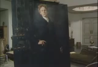 Art In Movies: The Picture of Dorian Gray (1976)
