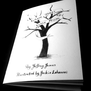 Photo of cover for Where Trees Come From illustrated storybook
