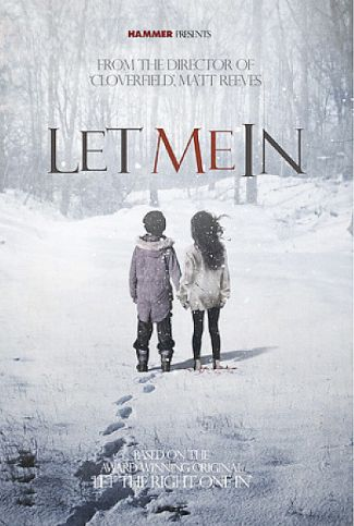 LET ME IN LET THE RIGHT ONE IN REMAKE