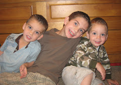 My mission in life: Raising Three Godly Boys!