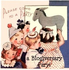 Sherry's Blogiversary Party