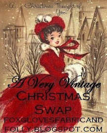 Very Vintage Christmas Swap