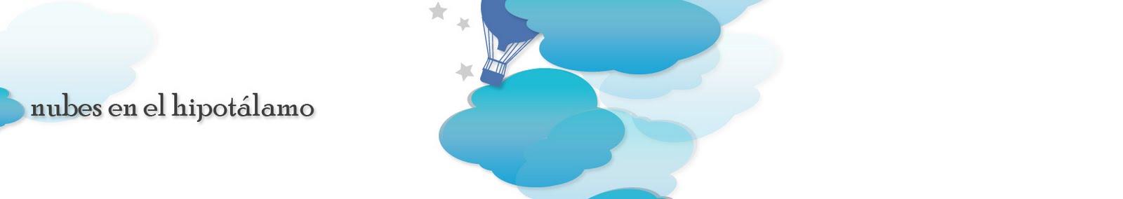 Nubes en el hipotálamo