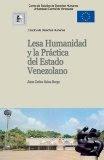Lesa Humanidad y la Práctica del Estado Venezolano