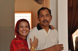 Siti Hawa Arshad n Hubby