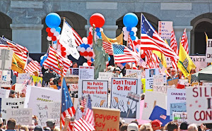 Sacramento Tea Party -April 15, 2010