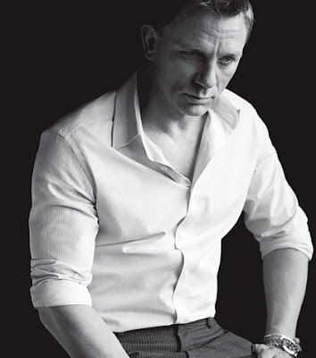 GQ Magazine, GQ Style, Best dressed men in Britain, Daniel Craig