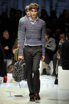 Miuccia, Prada, AW2010, FW2010, Fall, autumn, winter, 10/11, high    fashion, Italian, runway, Milan, mens, menswear, men's, gallery,    collection