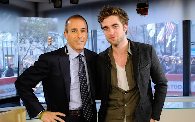 Robert Pattinson, Twilight, hollywood