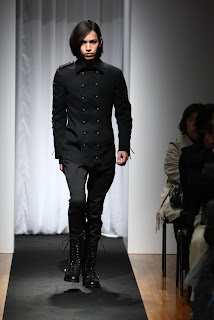 Garconshinois, Japanese runway fashion